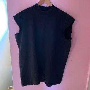 Rick Owens Drkshdw sweater tank top